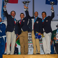 Derrick Mein, USA FITASC Team Are World Champions