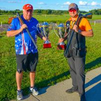 McGuire, Radulovich Win NC Regional, National FITASC